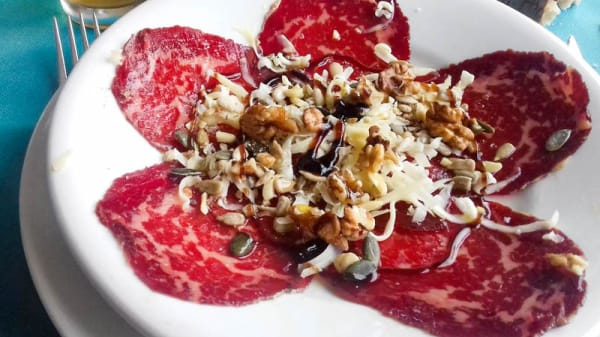 Sugerencia del chef - A Grella dos Avos, San Cibrao das Viñas