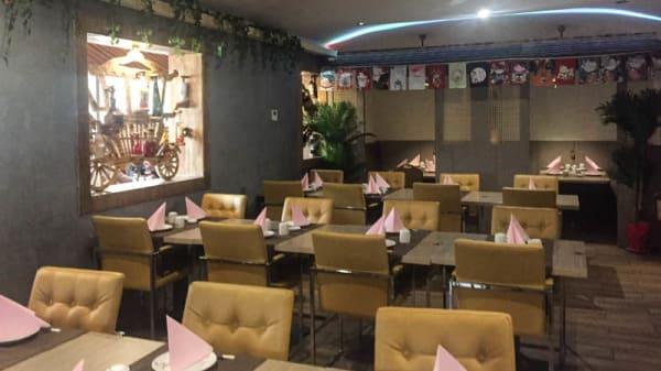Vista sala - Sushi Liang, Modena