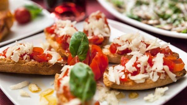 Suggerimento di piatto - La Cantiniera, Racale