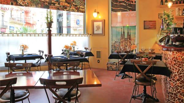 Vista sala - Marlen Tastets, Barcelona