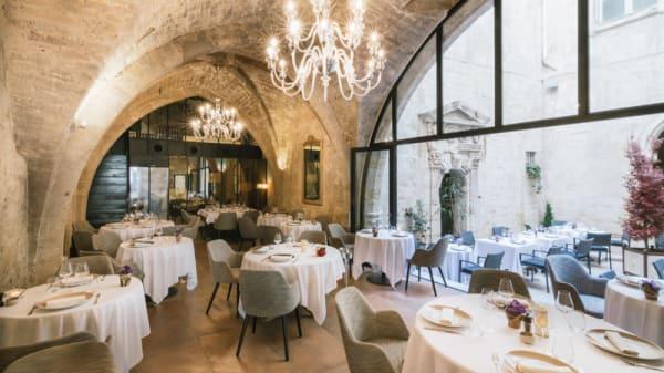Vue de la salle - La Diligence, Montpellier