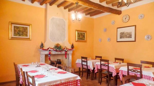 Veduta dell interno - L'Osteria Del Ponte, Ragazzola