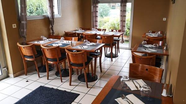 Vue de la salle - La Table des Oliviers, Aussonne