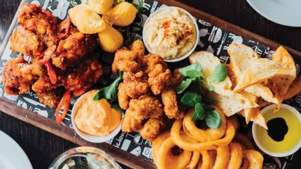 platter - Straits Cafe Perth, Perth (WA)