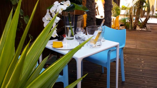 Terrasse - The Privacy, Marseille