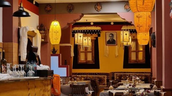 1er Restaurante Tibetano Kailash, Barcelona