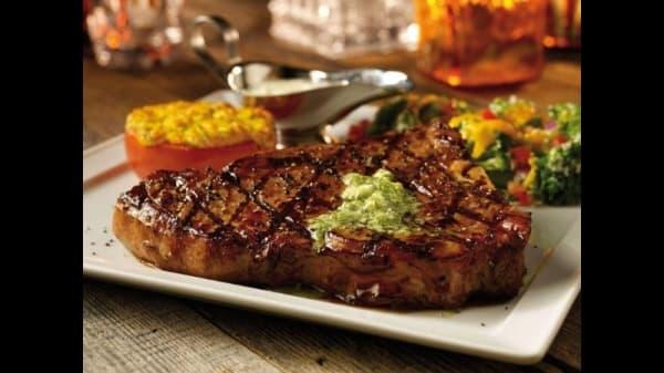 Steak - Bistro Cyrano Borås, Borås