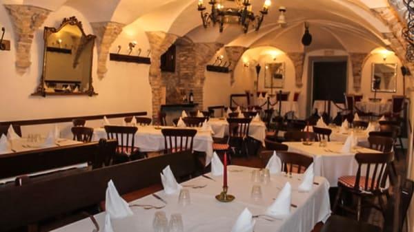 Interno - Trattoria Osteria Franciscus, Bardolino