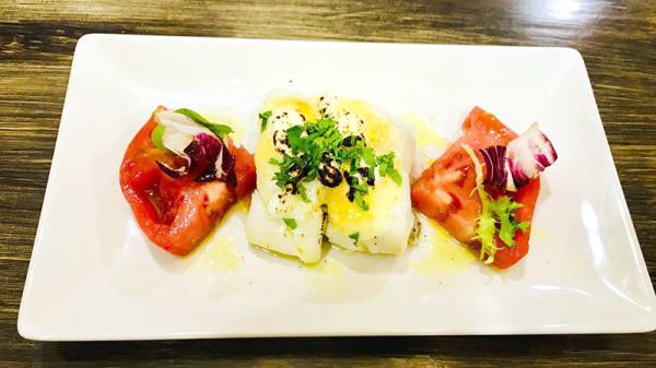 Sugerencia del chef - Taberna Palosanto, Málaga