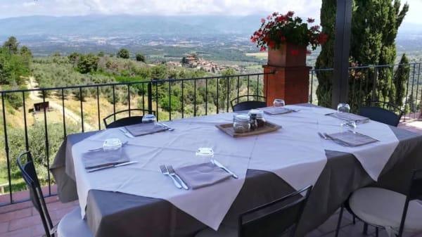 Esterno - La Cucina de La Forra, Cavriglia