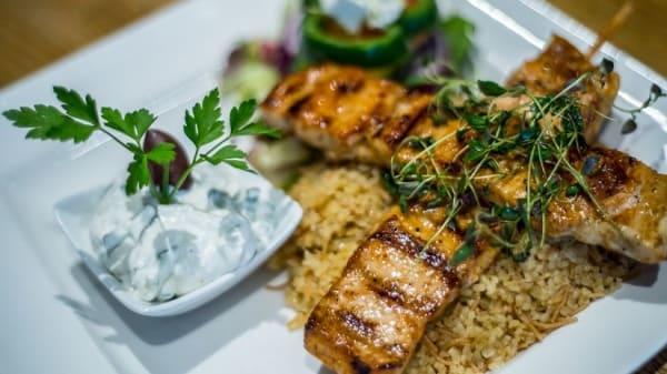 Mat - Grekiska Grill & Bar Arenastaden, Solna