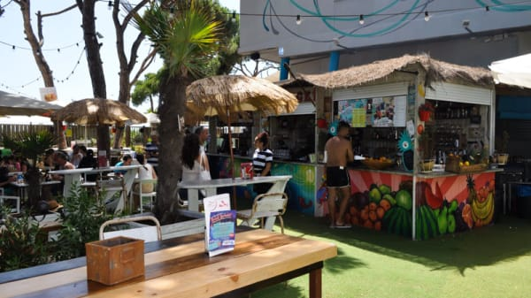 Terraza - Lobster Lounge Gavà Mar, Gava