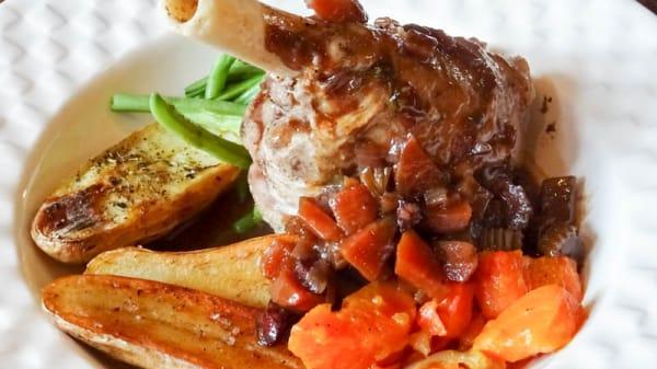 Suggestion du Chef - O'Caveau, Maisons-Alfort