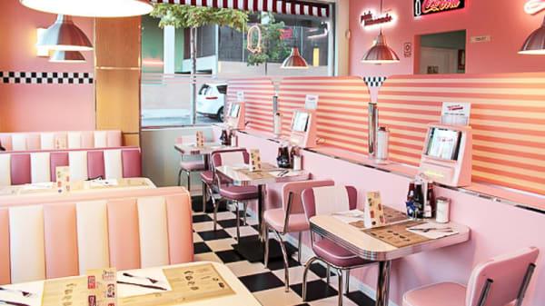 Vista sala - Peggy Sue's - Alcobendas, Alcobendas