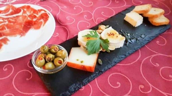Sugestão do chef - Flôr de Sal, Loulé