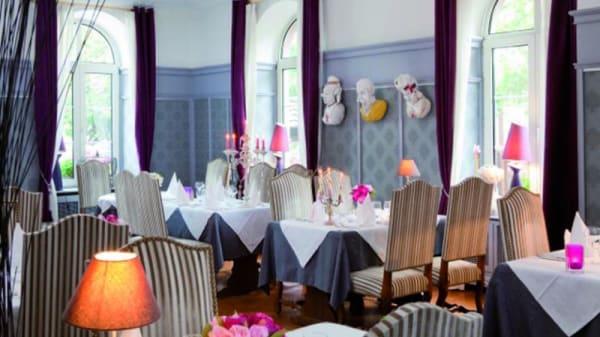Tables dressées - Auberge de la comtesse, Turckheim