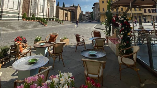 Esterno - Finisterrae, Firenze