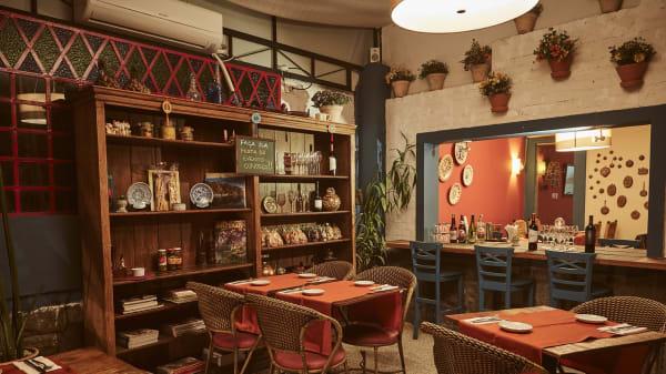 Ambiente1 - NaDeli Delicatessen & Bistro, São Paulo