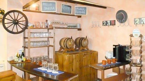 La sala - Taca Banda, Riccione