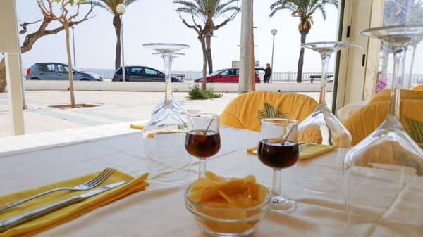 Terraza - Bella Cala Restaurant, L'Ametlla de Mar