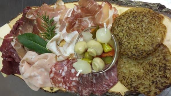 Suggerimento dello chef - La Vecchia Cantina Birra & Food, Covelo