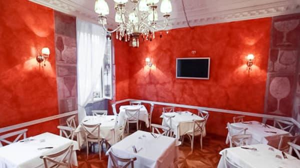 sala - Otto e Tre Quarti, Turin