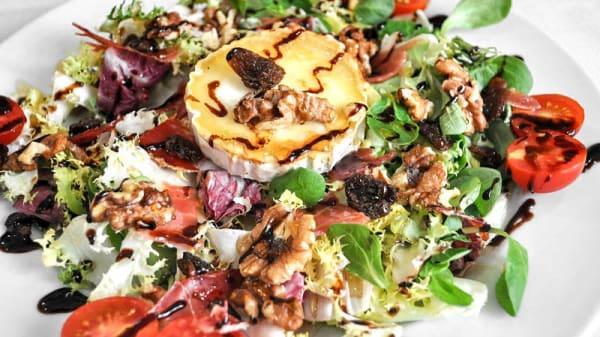 Sugerencia del chef - Gran Hotel Rural Cela, Belmonte