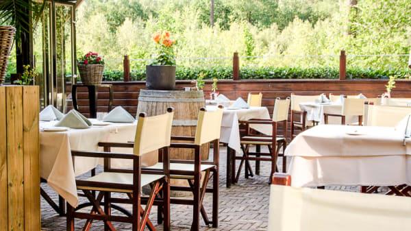 terras - Restaurant Robert, Hilversum