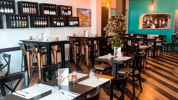 Nouvel déco  - Ultimo Bistro & Wine Bar, Genève