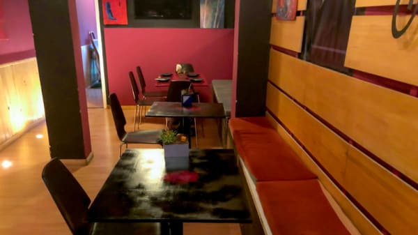 Vista del interior - Salvaje Rock Bar, Madrid