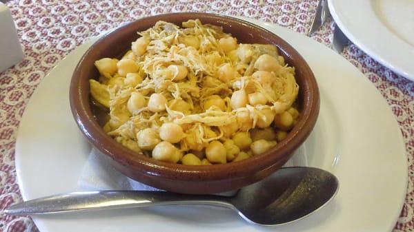 Sugerencia del chef - Tasca 4 Esquinas, San Miguel