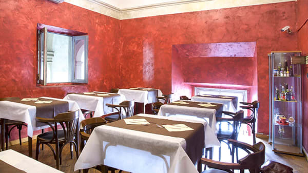 sala - Caffè degli Angeli, Rome