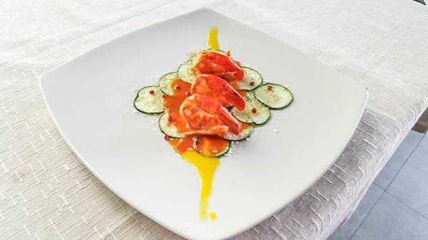 Suggerimento dello chef - La Perla, Castellammare del Golfo