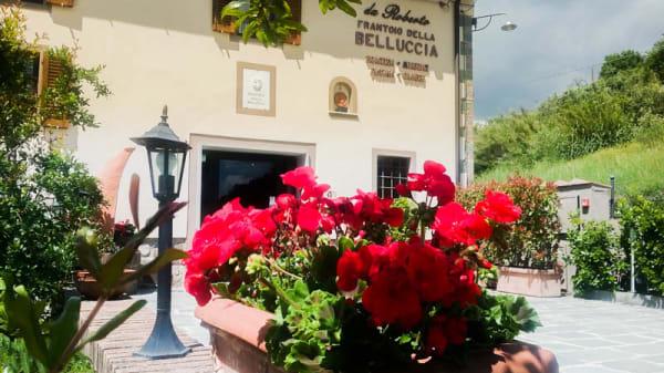 Esterno - Da Roberto al frantoio della Belluccia, Serravalle Pistoiese
