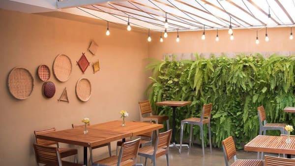 Sala - Rio Bahia Restaurante Bar, Goiânia