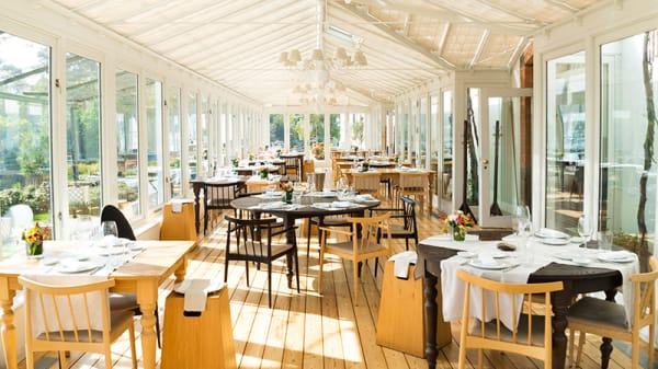 Vista da sala - VINUM Restaurant and Wine Bar, Vila Nova de Gaia