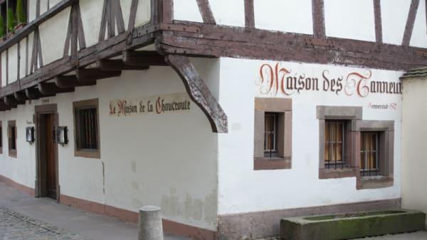 restaurant - Maison des Tanneurs, Strasbourg