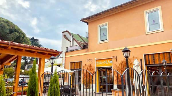 Entrata - Mattarello Cassia, Roma