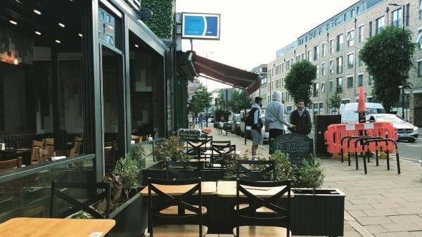 Artigiano Restaurant, London