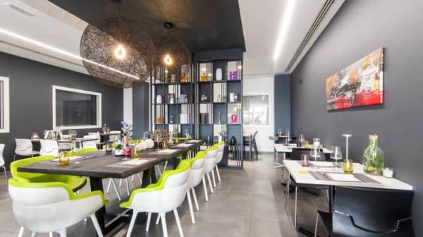 Vista sala - Lungolinea – Food Court, Brescia