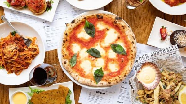 zanini - Zanini Pizzeria & Cucina Italiana - Elwood, Elwood (VIC)