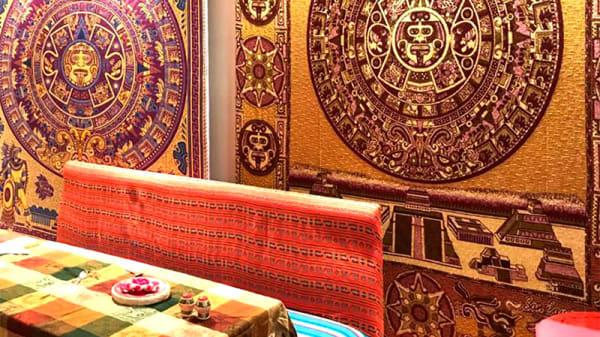Vue de la salle - El Mexicanito / Las Flores, Elsene