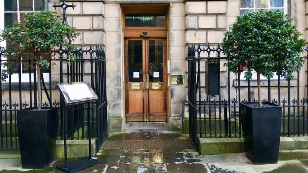 Photo 4 - Colonnades at the Signet Library, Edinburgh