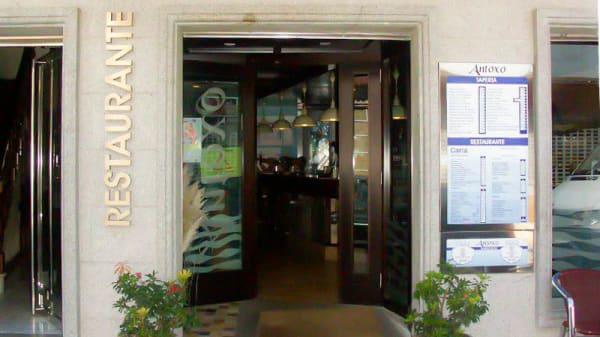 Entrada - Restaurante Antoxo, O Grove