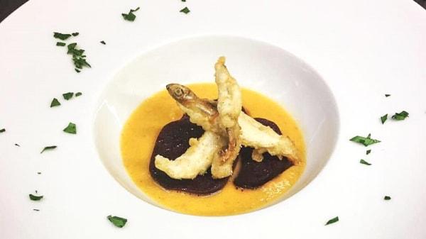 Piatto - Osteria lo Scudo, Vicopisano