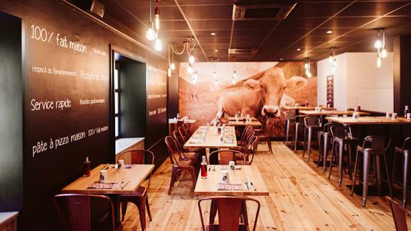 Vue de la salle - Basilic & Co, Rennes