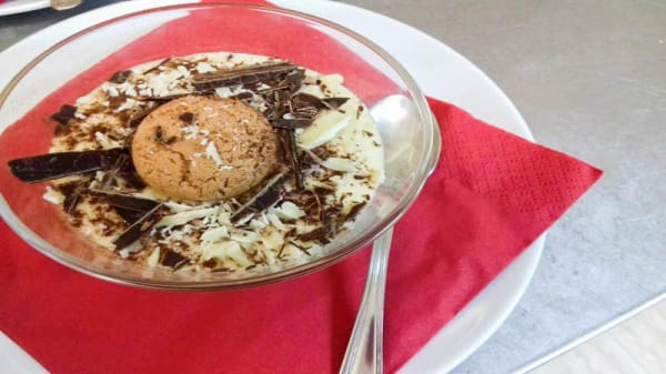 Suggerimento di Crema al Mascarpone - L'Ostrica Ubriaca, Gessi-mazzalasino