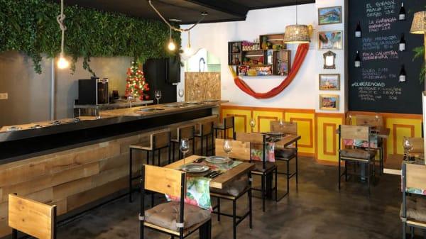 Vista sala - Bacano´s Bar, Valencia