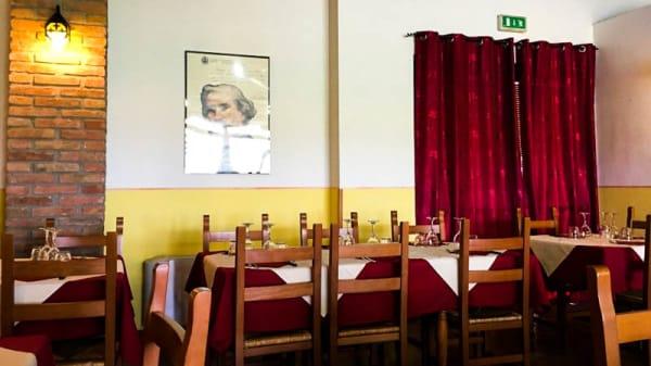sala - La Rustica, Soragna