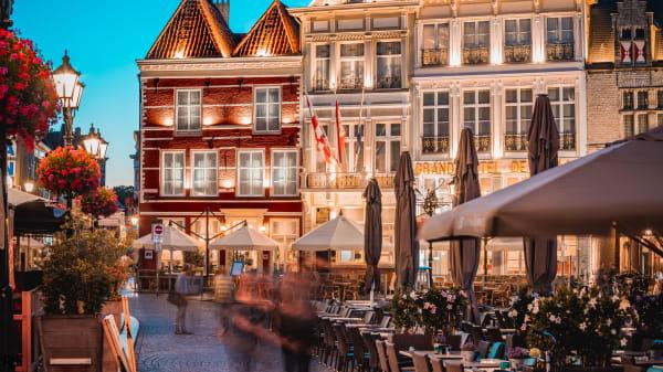 Hemingway (Hotel De Draak), Bergen op Zoom